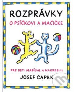 kniha Rozprávky o psíčkovi a mačičke